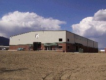 Fort Carson Army Mobilization Warehouse